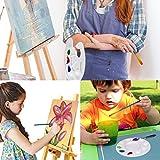 5 Pcs Palette Knives Set with 10 Pcs Painting