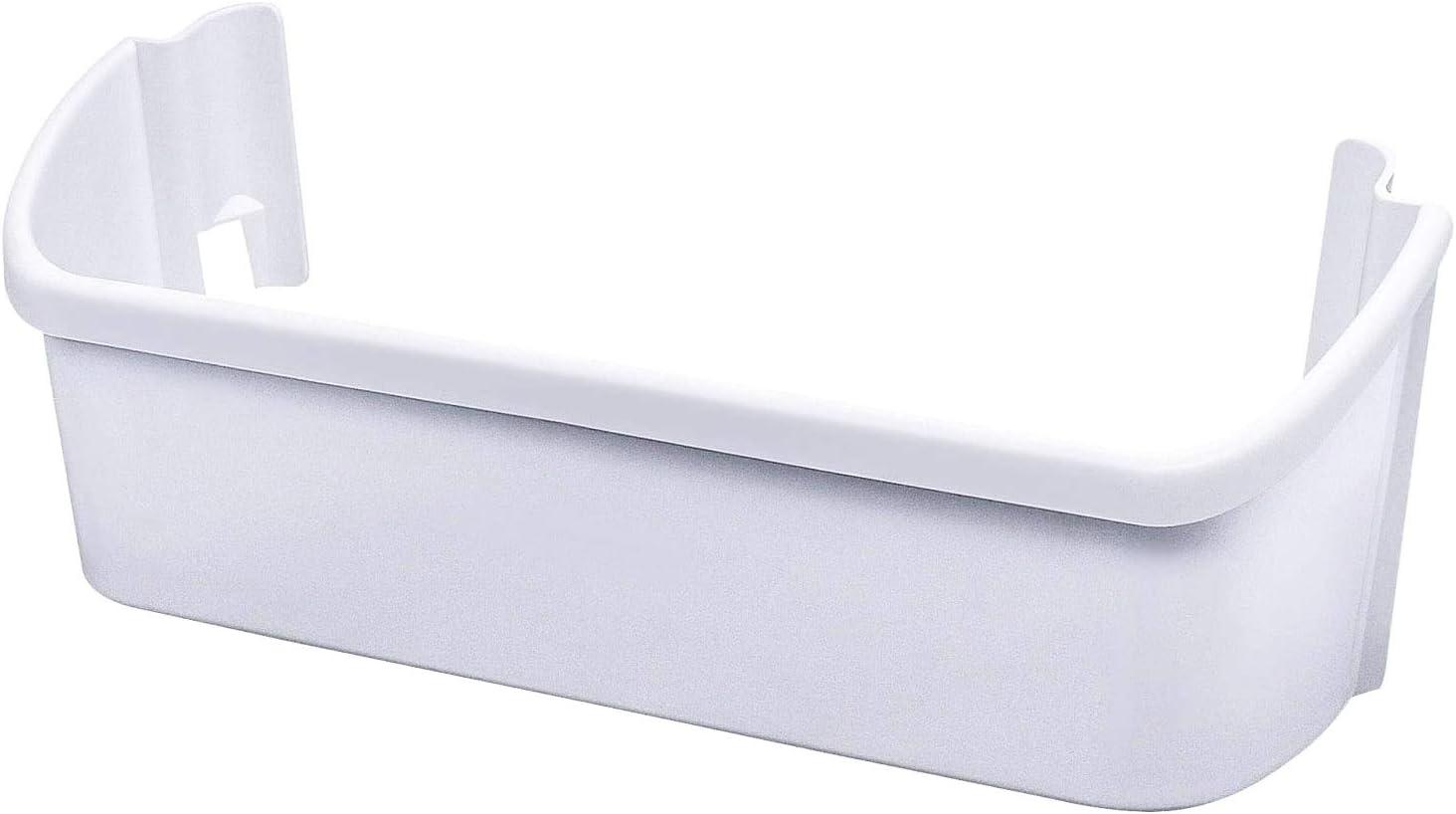 UpStart Components Brand 240323001 Refrigerator Door Bin Replacement for Frigidaire FFUS2613LS0 Refrigerator Compatible with 240323001 White Door Bin