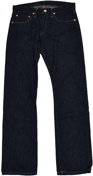Polo Ralph Lauren 018 - Pantalones Vaqueros Ajustados para Hombre ...