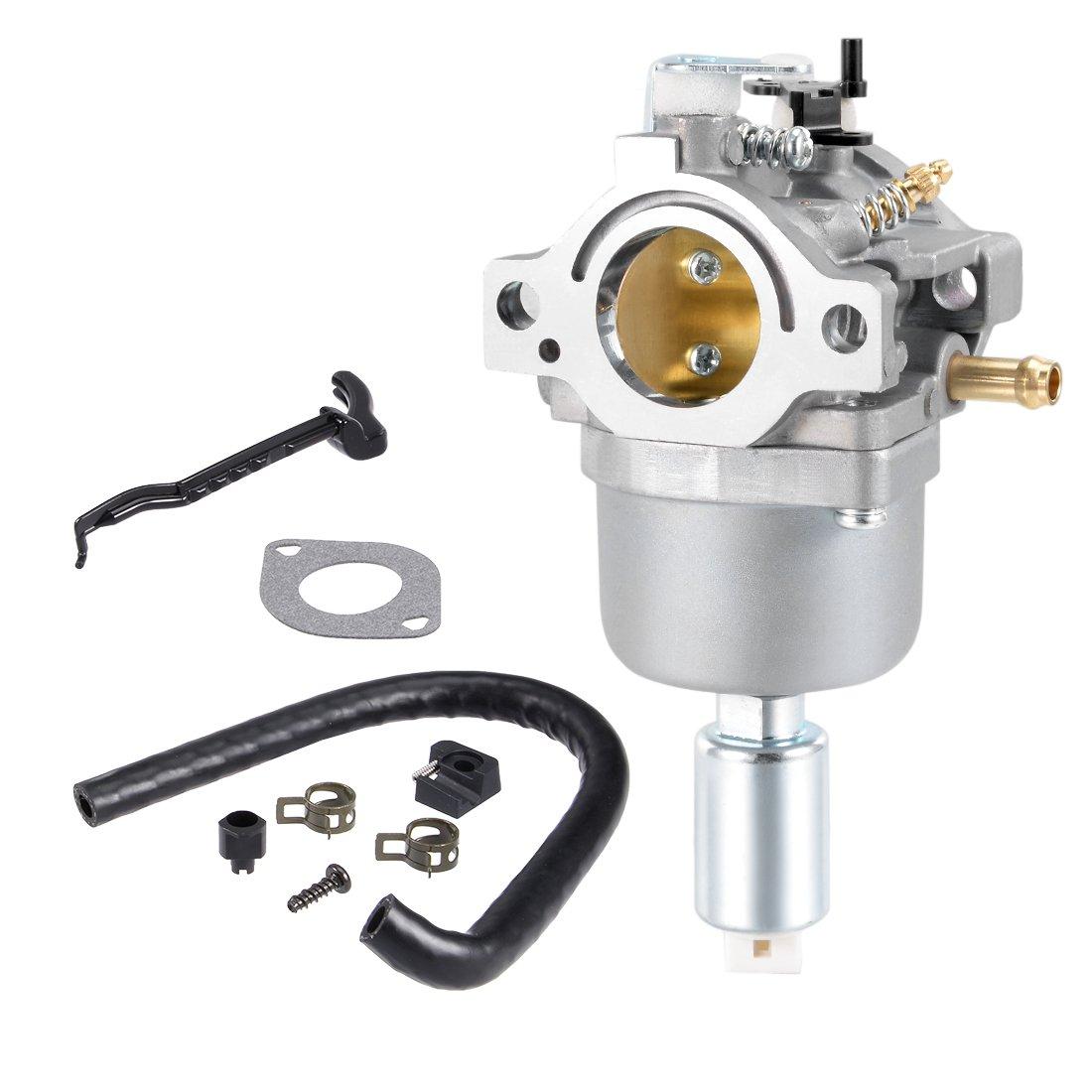 sourcingmap Scheda del carburatore w filtro aria Kit per messa a punto per i Motore Briggs & Stratton 792768 794572