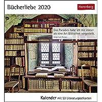 Die Welt der Bücher 2020 16x17,5cm