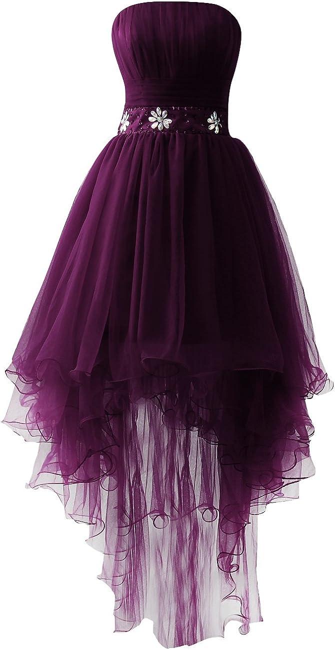 JAEDEN Ballkleider Abendkleider Hochzeitskleider Brautjungfernkleid Partykleider Lang T/üll