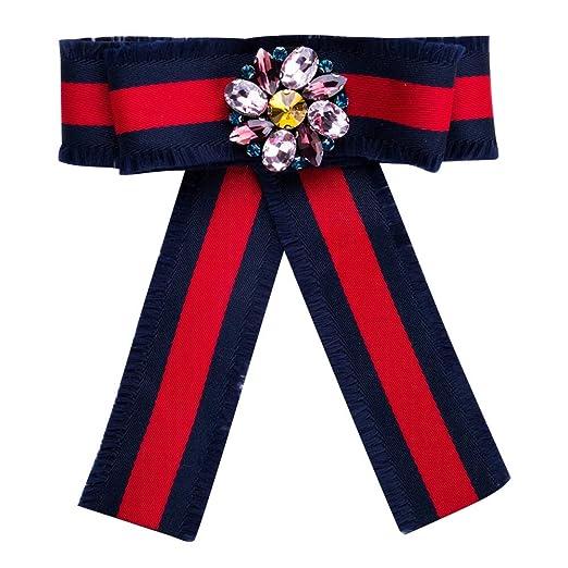 Styhatbag Lady Bow Corbatas Corbata pre-Atada de Las Mujeres del ...
