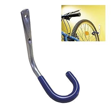 fahrradhalterung wand gebogene bike storage haken 25kg montierten rad fahrrad halterung garage schuppen obi