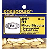 Eazypower 29997 R1 Mini Joiner Biscuits for Ryobi Joiner (50-Piece)
