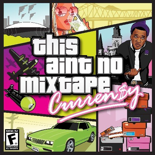 This Ain't No Mixtape (Mixtape Cd)