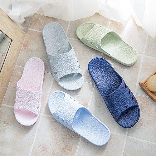 giovane pantofole cool YMFIE Estate in bagno toe antiskid scavata balneare B interni pantofole 5AApqFPxw