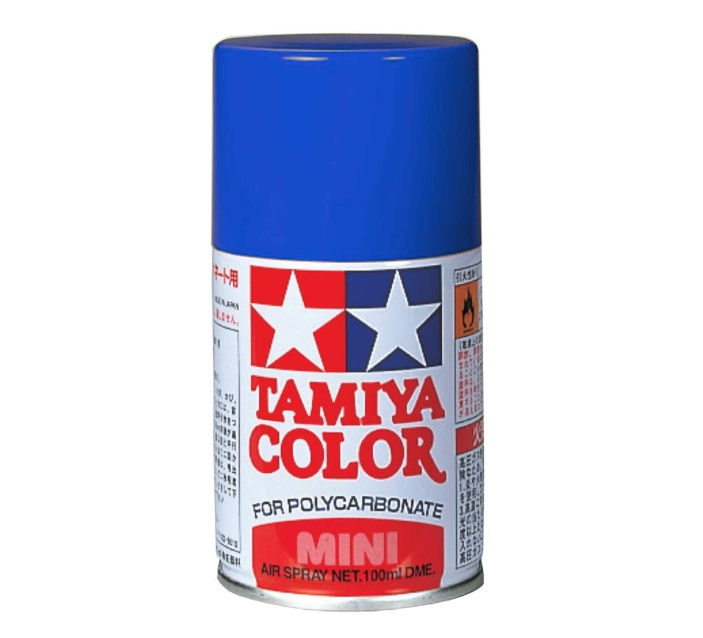 TAMIYA 86016 Paint Spray, Metallic Blue