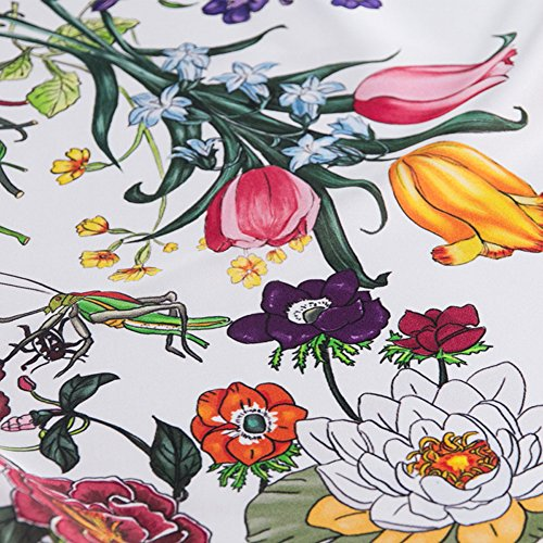 Summer Fabrics Satin Fabric - 6