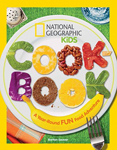 Italian Asparagus Recipe (National Geographic Kids Cookbook: A Year-Round Fun Food Adventure)