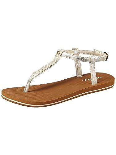 651f9101d91b42 O`NEILL Damen Sandalen weiß 37  Amazon.de  Schuhe   Handtaschen