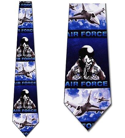 Corbatas de la Fuerza Aérea Paneles de la Fuerza Aérea Corbatas ...