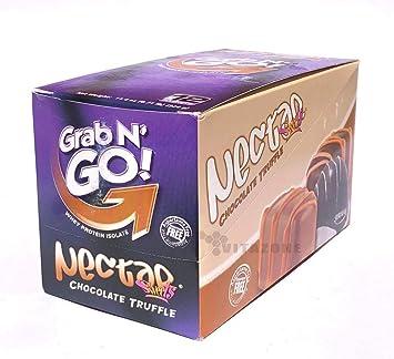 Syntrax Nectar Grab N Go, Chocolate Truffle, 1-Ounce Pouches ...