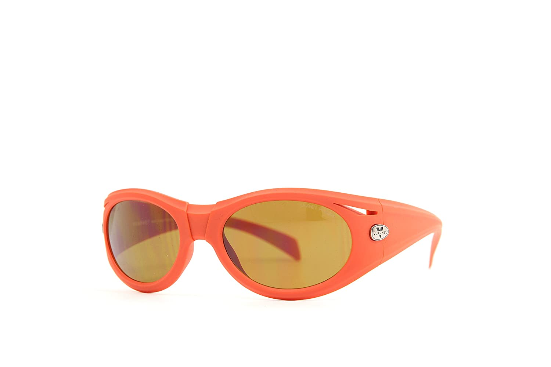 Vuarnet VL-1125-P00H-2721, Gafas de Sol Unisex, Orange/Brown 56