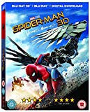 Spider-Man Homecoming [Blu-ray 3D + Blu-ray]