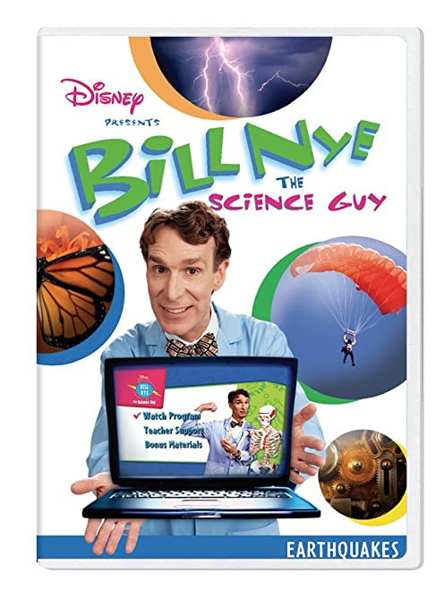 Amazon.com: Bill Nye The Science Guy: Earthquakes Classroom ...