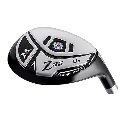 Amazon.com: Mazel para hombre cabeza de híbrida de golf ...