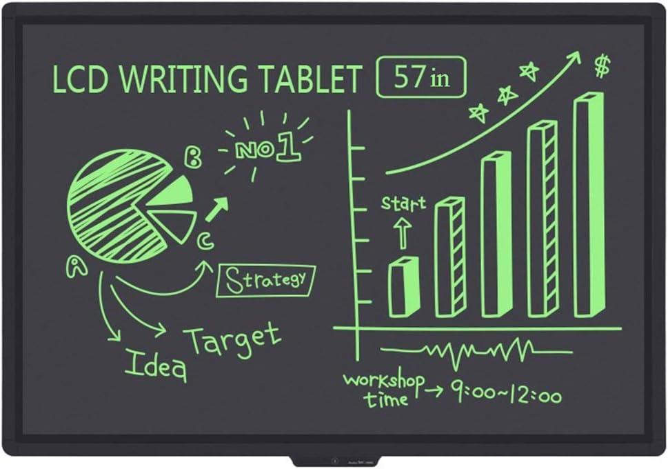 Pizarra LCD de 57 pulgadas para oficina, conferencia, enseñanza ...