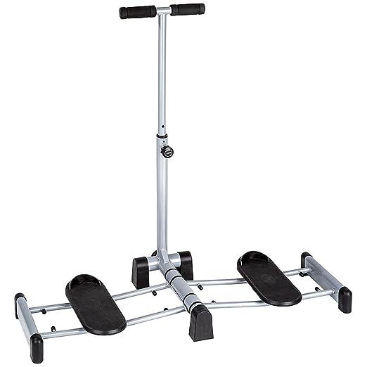 2 opinioni per Fitness House Leg Magic Macchina Allenamento, Grigio, Taglia Unica