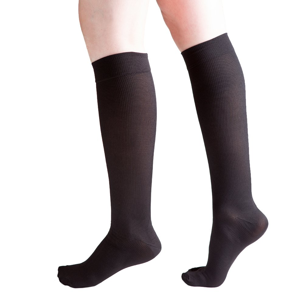 Actifi Women's 15-20 mmHg Compression Socks - Casual, Dress, Travel, Trouser by Actifi (Image #7)
