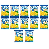 Lemon and Salt Candy 150g (628MART) (12 Packs)