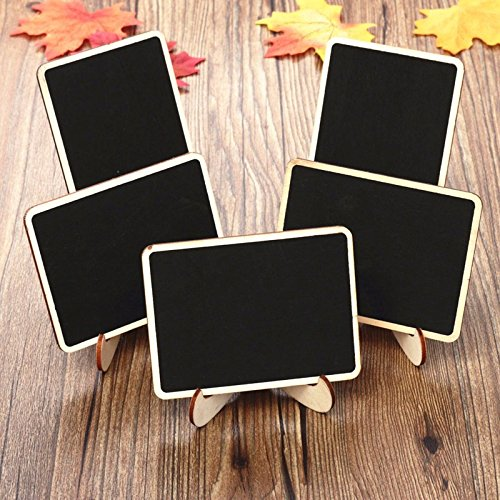 Buy mini chalkboards with stand