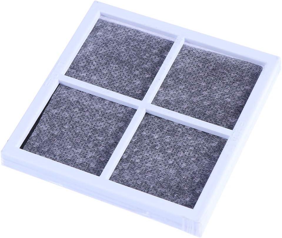 VOSAREA Repuesto Filtro de Aire de Refrigerador para LG (Gris ...