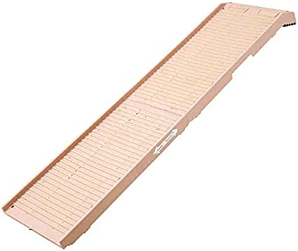PetSTEP Original Folding Pet Ramp - Best For Ergonomic Design