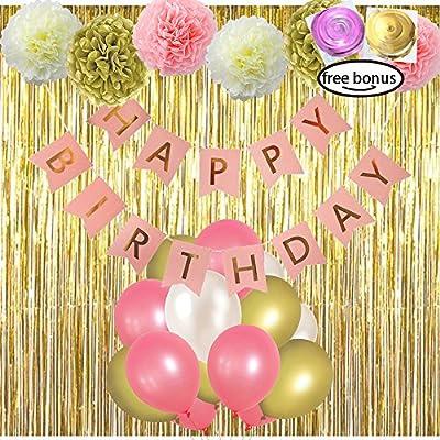 Litaus birthday decorations