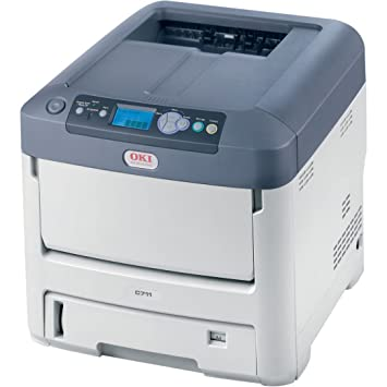 Amazon.com: C711dn Laser Printer, Red, impresión dúplex, Sí ...