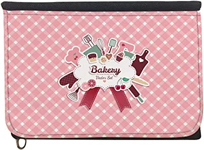 Bakery Tools Printed Case Wallet,  jeans