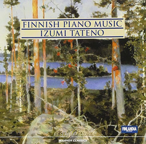 (Finnish Piano Music by Izumi Tateno (2002-01-23))