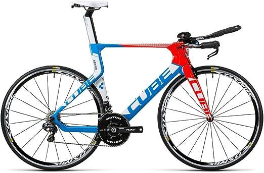 Barra de bicicleta para CUBE Aerium C 62: 2016 SL-S: Amazon.es ...