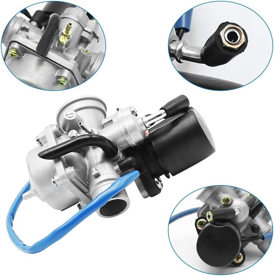 Cracker Hi Carburateur 16 mm pour carburateur EXPLORER CPI Popcorn 50cc Kallio Iron ATU