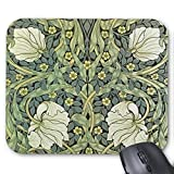 Personalized Pimpernel by William Morris Mouse Pad