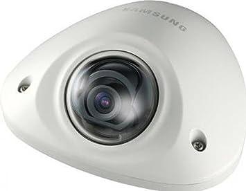 Samsung SNV-5010 Cámara de seguridad IP Interior y exterior Almohadilla Marfil 1280 x 1024Pixeles: Amazon.es: Electrónica