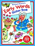 Richard Scarry's Early Words Sticker Book, Richard Scarry, 1438004125