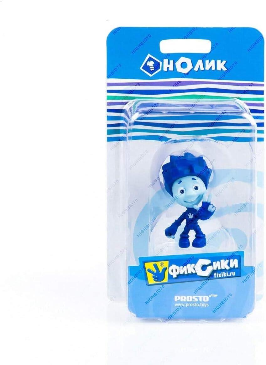 Prosto Toys The Fixies, Fixiki, 321603, Nolik Figurines, Original