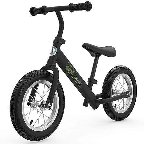 DDTLP Bicicleta de Equilibrio de 12