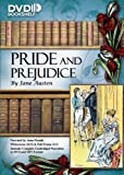 Pride and Prejudice by DVDBookshelf by Anne Flosnik