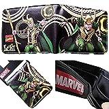 Best Marvel Wallet Trifolds - Outlander Gear Marvel Comics Loki Avengers Thor Bi-fold Review