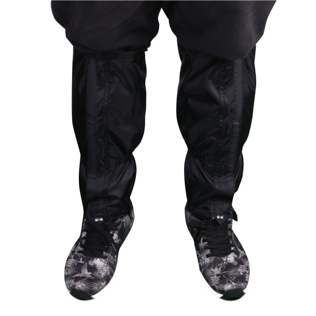 Waterproof Leg Gaiters Boot Shoe Cover Legging 16'' by Jenoco (Image #2)