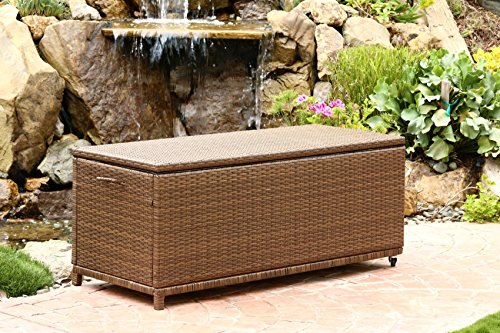 Fabulous Outdoor Storage Ottomans Ocoug Best Dining Table And Chair Ideas Images Ocougorg