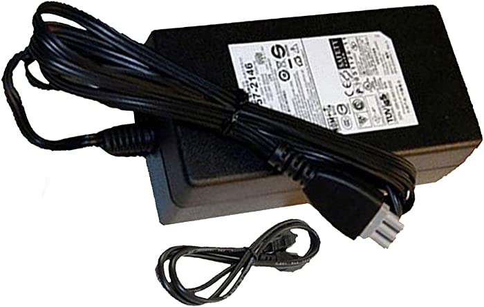 UPBRIGHT 32V AC Adapter Replacement for HP DeskJet F2210 F2224 F300 Q8130A Q8139A SDGOB-0601 F335 F340 F380 Q7310-60003 5432 5438 PhotoSmart 8053 C4175 C5283 C5288 C5290 C4340 C4343 C4294 C4235 C4270