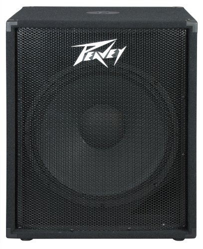 Peavey PV 118 18 Inch Subwoofer (Peavey Bass Crossovers)