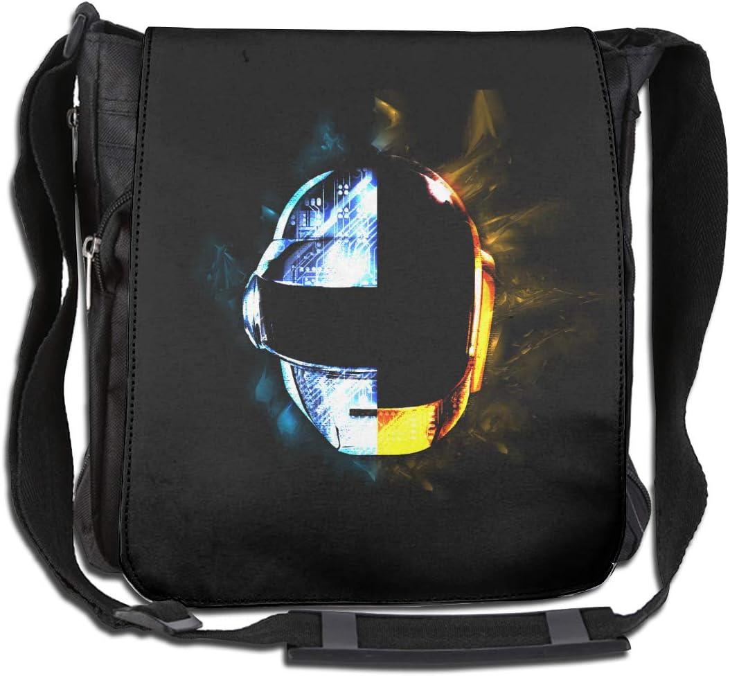 Daft Punk Large Capacity Messenger Bag Shoulder Bag Simple Fashion Personality