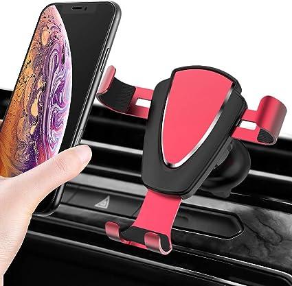 Car Phone Mount Air Vent Holder Gravity Car Phone Mount One ...