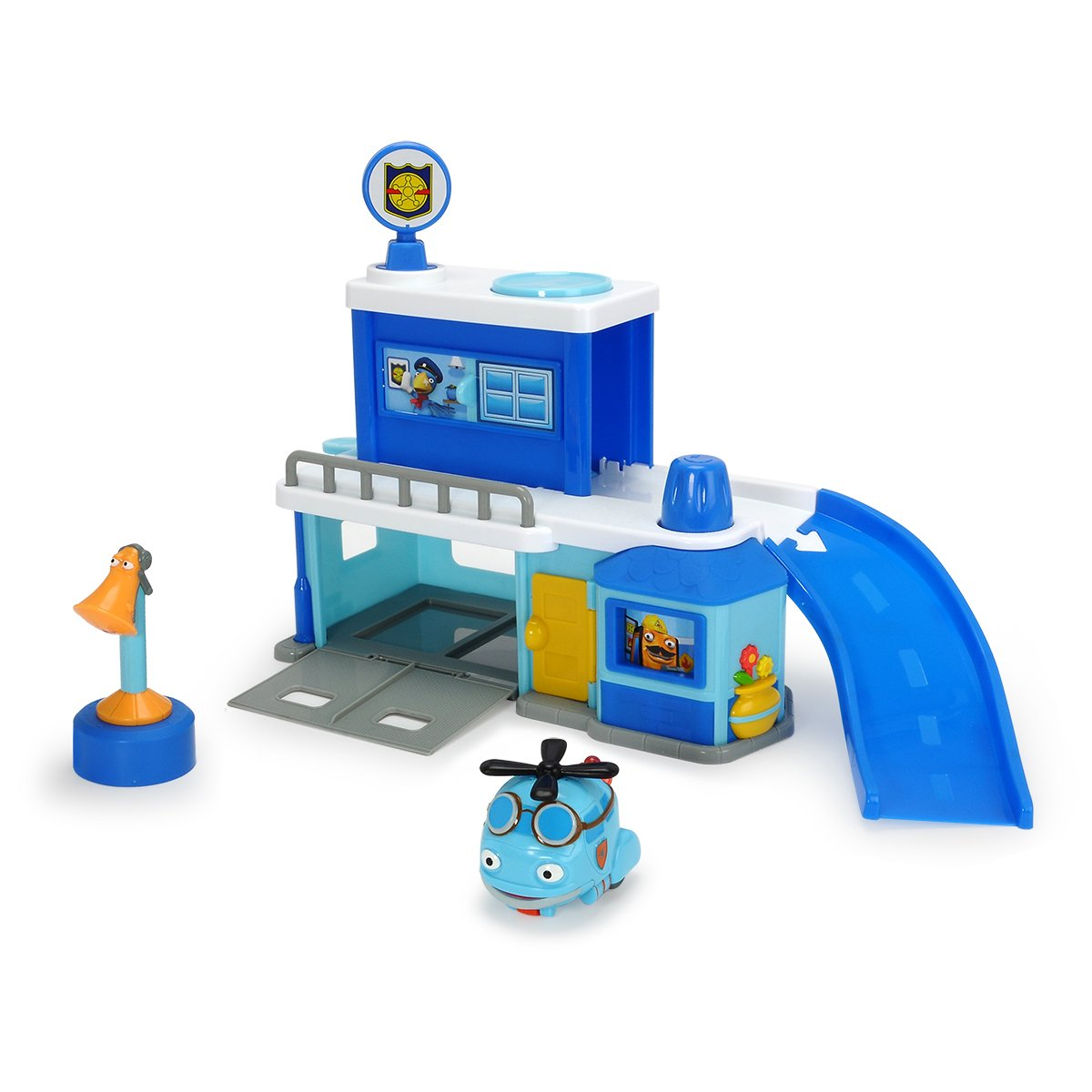 Heroes of the City–Police Station (Simba 3126000) Simba Toys
