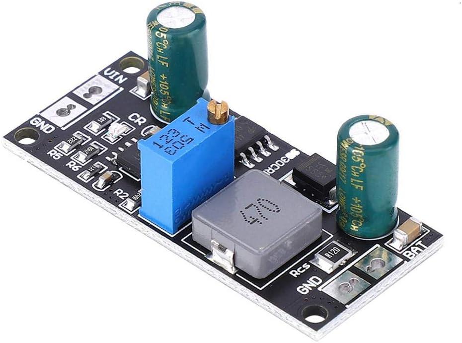 Solarstromregler-Modul Solarstromregler 1A 12V MPPT Solarpanel-Controller Li-Ionen-LiFePO4-Lithium-Batterielademodul