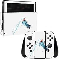 MightySkins Skin Compatible con Nintendo Switch – Strayed | Protectora, Duradera y única Cubierta de Vinilo calcomanía…